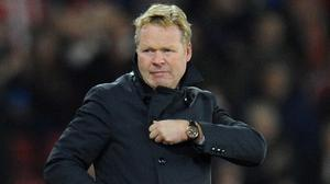 Ronald Koeman takes Southampton to face a revitalised Norwich side on Saturday