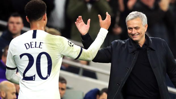 Jose Mourinho insists Dele Alli knows he was in the wrong to joke about coronavirus (Adam Davy/PA)