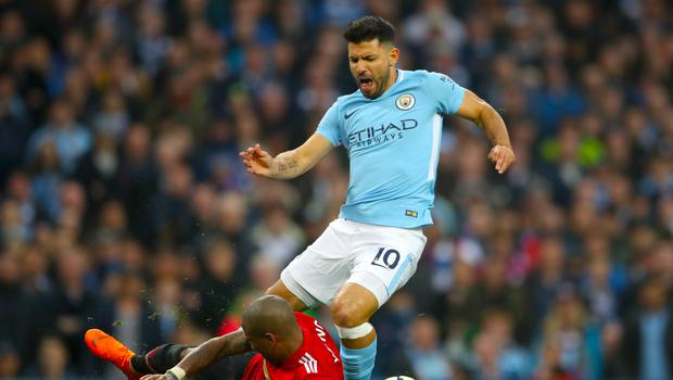 Manchester City's Sergio Aguero is wanted by Atletico Madrid