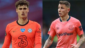 Kepa Arrizabalaga and Lucas Digne feature among today's transfer rumours (Adam Davy/Adam Davy/PA)