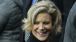 Businesswoman Amanda Staveley is attempting to buy Newcastle once again (Owen Humphreys/PA)