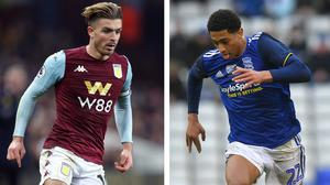 Jack Grealish and Jude Bellingham could be on their way to Manchester United (Nick Potts/Dave Howarth/PA)