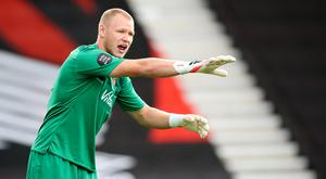 Bournemouth goalkeeper Aaron Ramsdale has missed just one top-flight game this term (Peter Cziborra/PA)