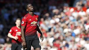 Manchester United's Paul Pogba continues to be the subject of transfer rumours (Martin Rickett/PA)
