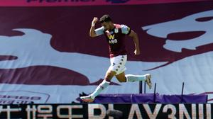 Trezeguet's double boosted Aston Villa's chances of safety (Tim Keeton/NMC Pool)