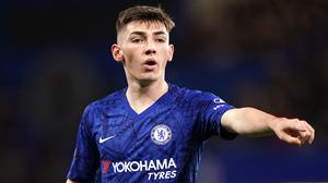 Frank Lampard believes Billy Gilmour, pictured, is ready to jump straight back into action for Chelsea (John Walton/PA)