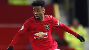Frank Lampard has insisted Chelsea have no interest in Angel Gomes, pictured (Martin Rickett/PA)