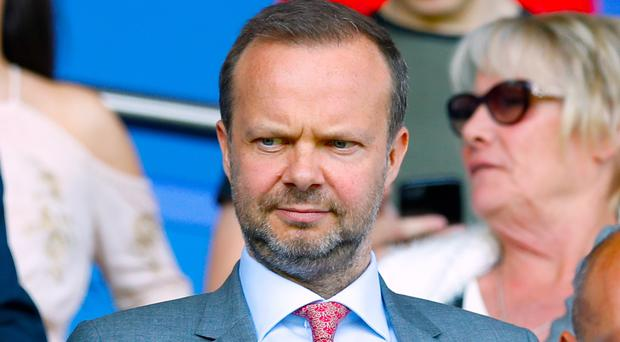 Ed Woodward says the Glazer family are involved in Manchester United for the long-term (Martin Rickett/PA)