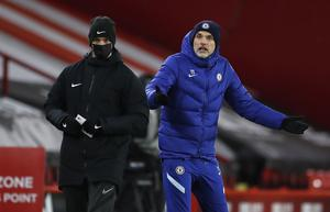 Chelsea are unbeaten under Thomas Tuchel (Lee Smith/PA)