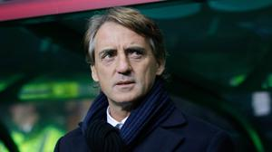 14: Inter Milan manager Roberto Mancini earns £5million per annun