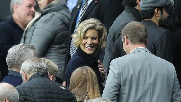 Mike Ashley ended talks with Amanda Staveley (pictured) in January last year (Owen Humphreys/PA)