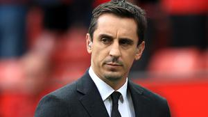 Gary Neville claims the Premier League is scared of communicating about plans for a season restart (Mike Egerton/PA)