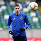 Wearside-bound: Kyle Lafferty