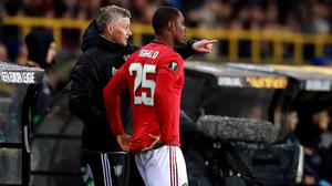 Ole Gunnar Solskjaer will be able to use more substitutes (Adam Davy/PA)
