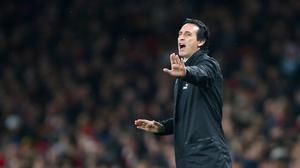 Arsenal head coach Unai Emery has impressed in his new role (Nigel French/PA)