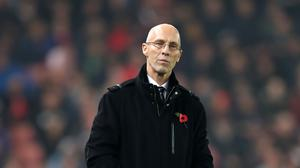 Swansea boss Bob Bradley says he has seen a softer side of Jose Mourinho when he has met the Manchester United manager