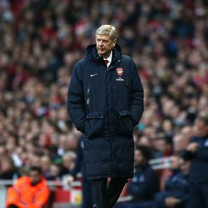 Arsene Wenger is impressed wwith the quality of the Premier League this season
