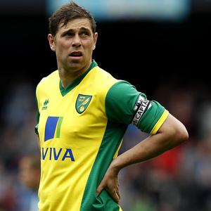 Grant Holt has two years left on his current Norwich deal