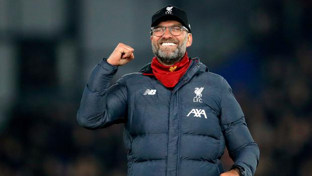 Liverpool manager Jurgen Klopp is not interested in what message his team are sending out with so many late winners (Adam Davy/PA)