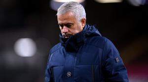 Jose Mourinho is reluctant to be too sympathetic to Fulham ahead of their rearranged Premier League game (Michael Regan/PA)