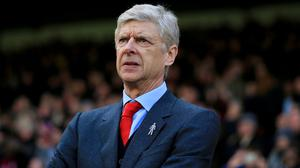 Arsene Wenger believes Arsenal will need at least 72 points to ensure a top-three finish