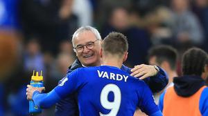 .Claudio Ranieri's Leicester have the chance to steal a march on their title rivals