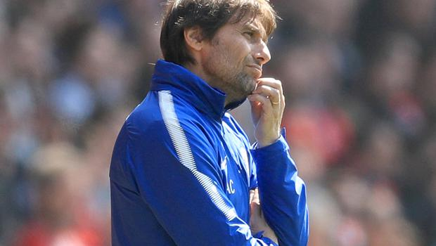 Antonio Conte says he relishes being outside his comfort zone