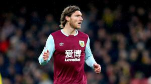 Jeff Hendrick has swapped Burnley for Newcastle this summer (Nigel French/PA)