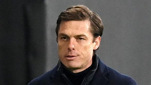 Fulham manager Scott Parker saw his side beaten by Tottenham (Neil Hall/PA)