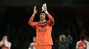 Petr Cech has set a new record for the number of Barclays Premier League clean sheets