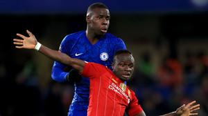Sadio Mane was out of luck in front of goal at Stamford Bridge (Mike Egerton/PA)