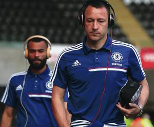 John Terry has yet to agree a new deal with Chelsea