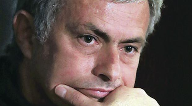 Outspoken: Jose Mourinho has been involved in several spats