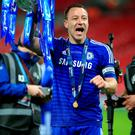Long-serving: John Terry