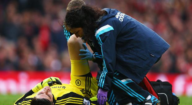 Pitch ban: Chelsea doctor Eva Carneiro will no longer be involved in matches or training sessions