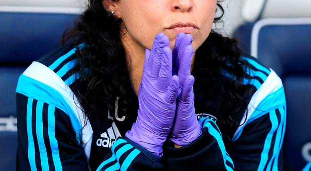 Firing line: Eva Carneiro was criticised by Jose Mourinho