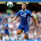 Main man: Eden Hazard is back to his best form for Chelsea
