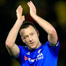 Change: John Terry will leave Stamford Bridge this summer