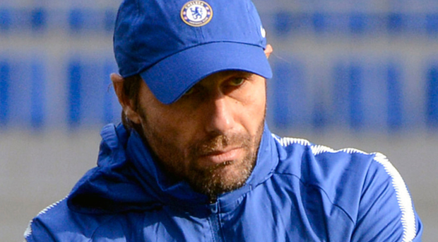 Concerned: Antonio Conte has hit out at Chelsea's schedule