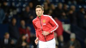 Michael Carrick is ready to help Manchester United in any way possible