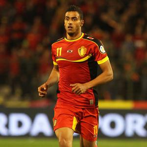 Nacer Chadli has become Tottenham's second big summer signing