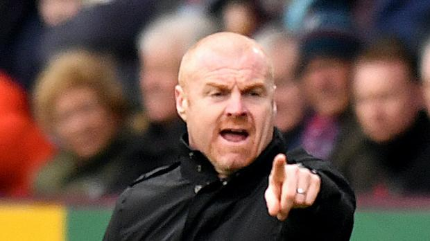 Safety is the priority for Sean Dyche (PA)