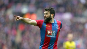 Former Crystal Palace star Mile Jedinak has announced his retirement (Adam Davy/PA)