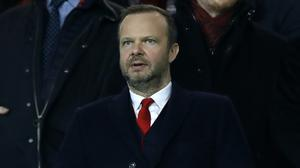 Ed Woodward has warned of the economic realities amid transfer speculation (Martin Rickett/PA)