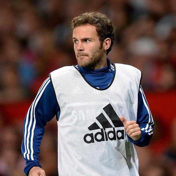 Juan Mata has struggled for game-time for Chelsea this season