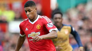 Marcus Rashford has made a stunning start to his Manchester United career