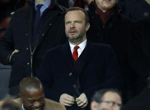 Manchester United executive vice-chairman Ed Woodward (pictured) backed manager Ole Gunnar Solskjaer earlier in the week (Martin Rickett/PA)