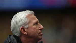 Crystal Palace manager Alan Pardew on Saturday returns to Newcastle for this first time since leaving the club