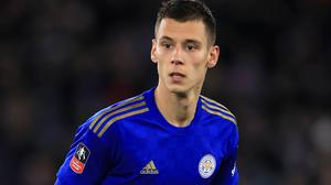 Leicester have once again loaned out Filip Benkovic (Mike Egerton/PA)