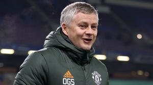 Ole Gunnar Solskjaer saw his side earn a significant win (Clive Brunskill/PA)